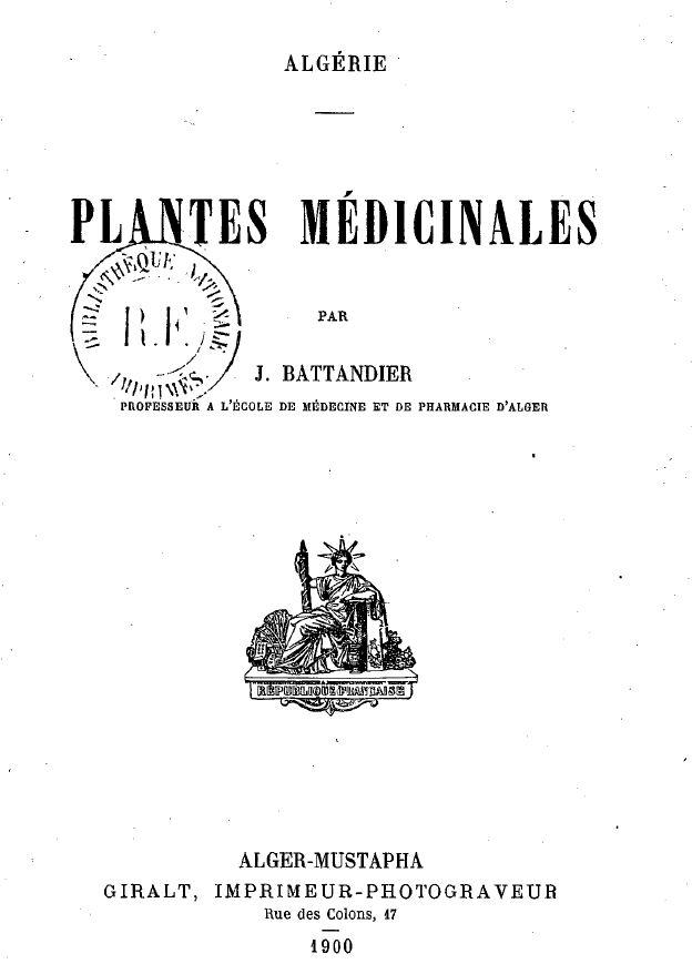 Battandier